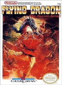 Flying Dragon: The Secret Scroll Super Nintendo