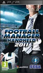 Football Manager 2011 PSP