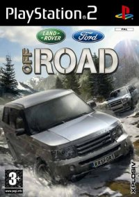 Ford Racing Off Road Playstation 2