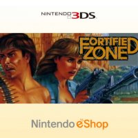 Fortified Zone Nintendo 3DS