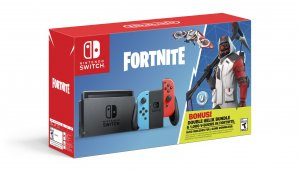 "Nintendo Switch: Anunciado el nuevo pack ""Fortnite Double Helix Bundle"""