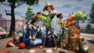 Fornite llegará el 25 de julio en formato Early Access a PC, PS4 y Xbox One