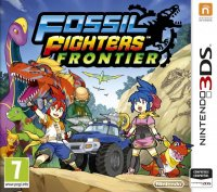 Fossil Fighters: Frontier Nintendo 3DS