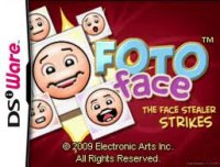 Foto Face: The Face Stealer Strikes Nintendo DS