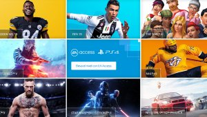EA Access confirma su llegada a PlayStation 4 en julio