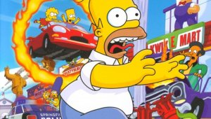GTA Vice City y Super Mario 64, las inspiraciones para Simpsons Hit & Run 2