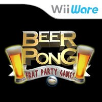 Frat Party Games: Beer Pong Wii