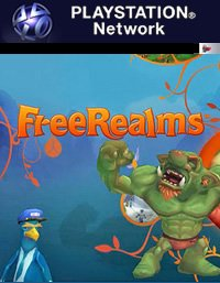 Free Realms Playstation 3