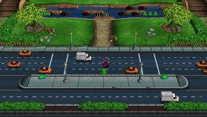 Frogger Returns llegará a PlayStation Network
