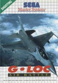G-LOC: Air Battle Master System