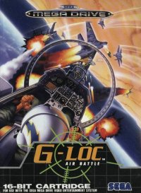 G-LOC: Air Battle Mega Drive