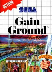 Gain Ground Master System