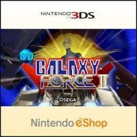 Galaxy Force II Nintendo 3DS