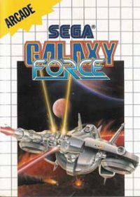 Galaxy Force Master System