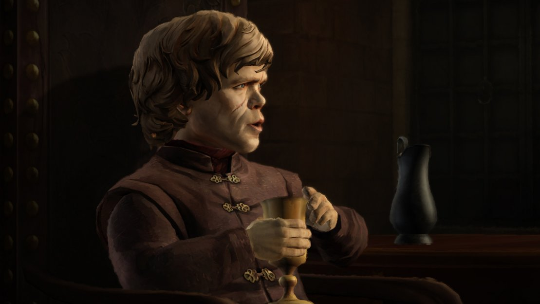 Game Of Thrones - Episodio 1: Iron From Ice
