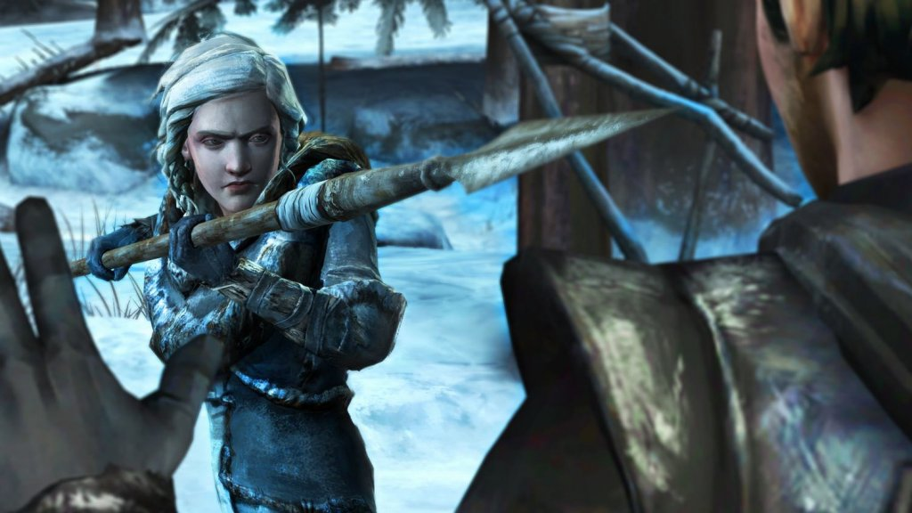 Game Of Thrones - Episodio 4: Sons of Winter