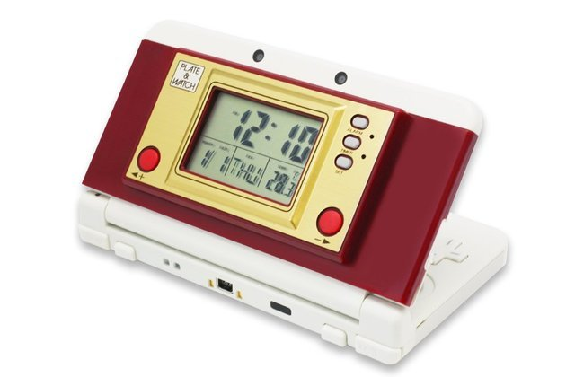 carcasa game & watch