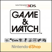 Game & Watch Chef Nintendo 3DS