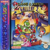 Game & Watch Gallery 2 Game Boy Color
