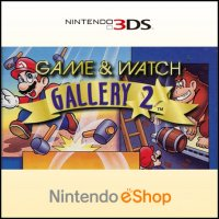 Game & Watch Gallery 2 Nintendo 3DS