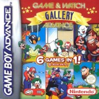 Game & Watch Gallery 4 Game Boy Advance