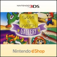 Game & Watch Gallery Nintendo 3DS