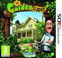 Gardenscapes Nintendo 3DS