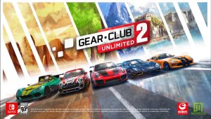 Gear.Club Unlimited 2 revelado para Nintendo Switch; llegará a finales de año