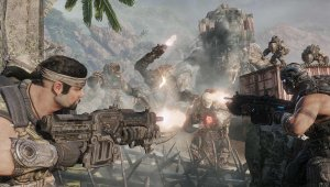 Gears Of War 3 estrena nuevo DLC, Forces of Nature