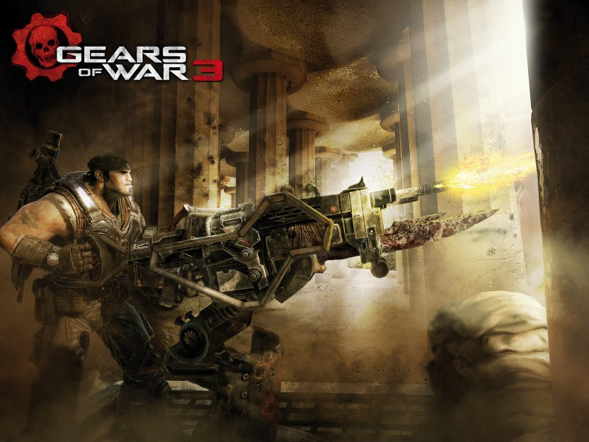 Gears Of War 3 -Gamelab 2011-