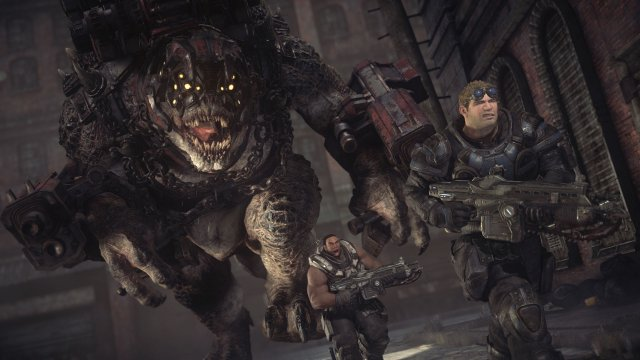 La versión-RC para Personal-Computer de Gears of War UE no sera un port, según The Coalition