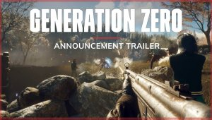 Generation Zero, nuevo título de Avalanche para PC, PS4 y Xbox One