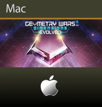 Geometry Wars 3: Dimensions Evolved Mac