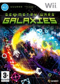 Geometry Wars Galaxies Wii