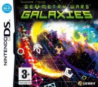 Geometry Wars Galaxies Nintendo DS