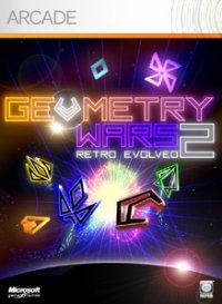 Geometry Wars Retro Evolved 2 Xbox 360