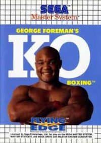 George Foreman's KO Boxing Master System