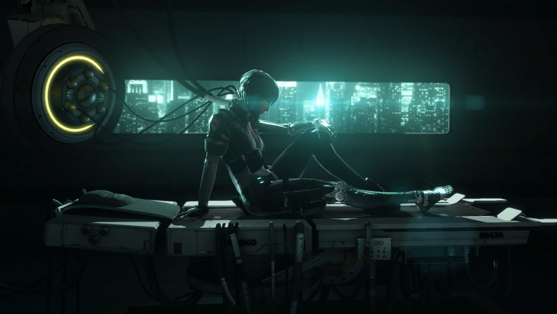 Ghost in the Shell: Stand Alone Complex - First Assault