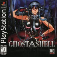 Ghost in the Shell Playstation