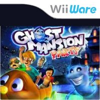Ghost Mansion Party Wii