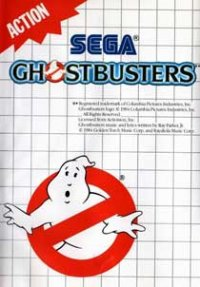 Ghostbusters (1998) Master System