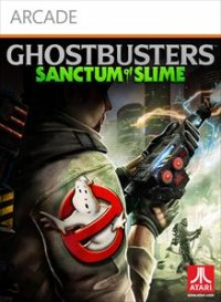 Ghostbusters: Sanctum of Slime Xbox 360
