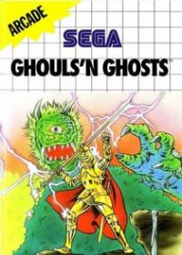 Ghouls 'n Ghosts Master System