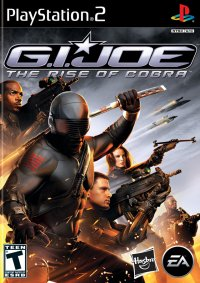 G.I. Joe: The Rise of Cobra Playstation 2