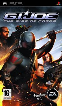 G.I. Joe: The Rise of Cobra PSP