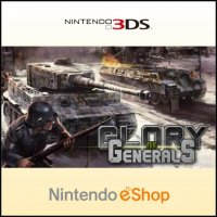 Glory of Generals Nintendo 3DS