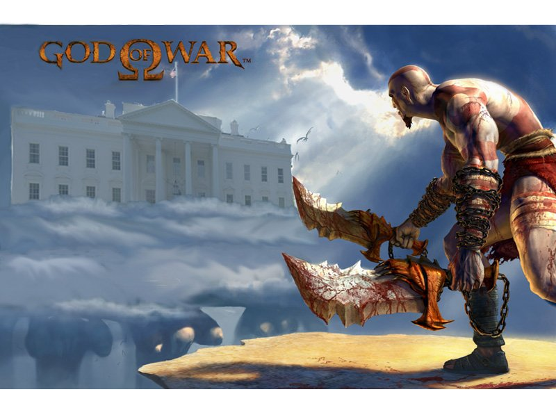 Artwork God of War 1
