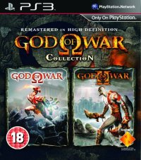 God of War Collection Playstation 3