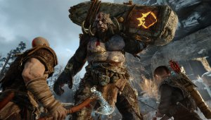 God of War 4, para PlayStation 4, no estará en la PlayStation Experience 2016