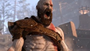 ¿Te imaginas a God of War de PS4 con estilo anime? Así sería